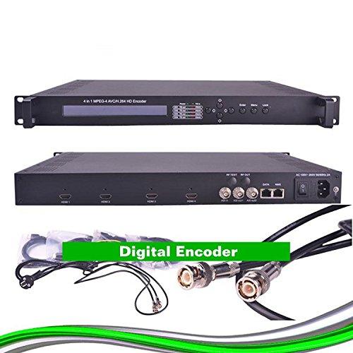 Gowe MPEG-4AVC/H.2644in1HD Digital Encoder