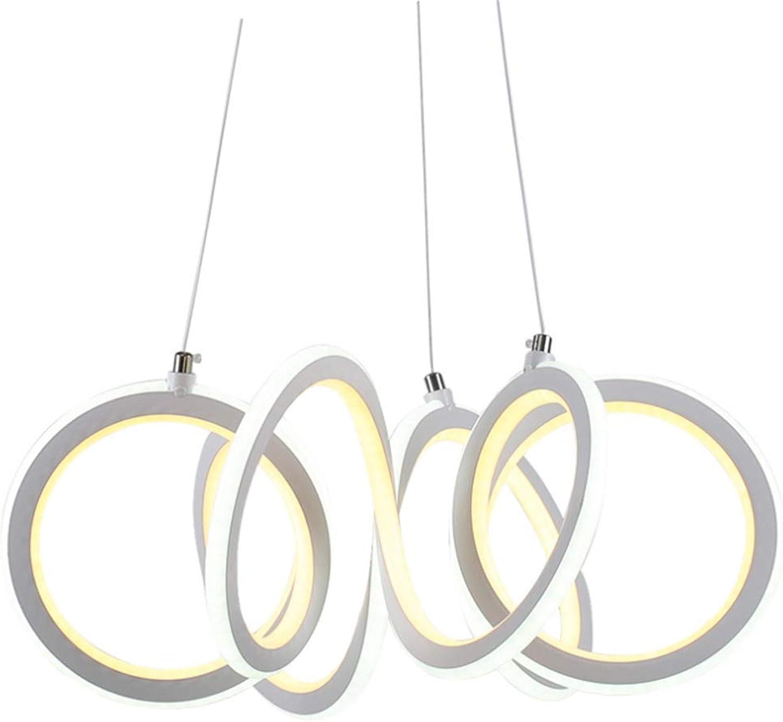 CZALBL Moderner Kronleuchter, LED-Mode-Einzelkopf-Kreativ-Kronleuchter für Schlafzimmer, Wohnzimmer, Arbeitszimmer, Esszimmer, Café, Barbeleuchtung
