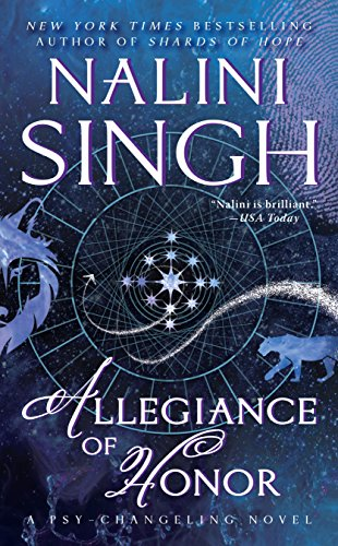 Allegiance of Honor (Psy-Changeling Book 15) (English Edition)