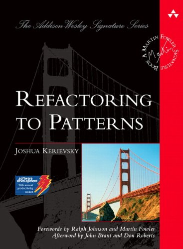 Refactoring to Patterns (Addison-Wesley Signature Series (Fowler)) (English Edition)