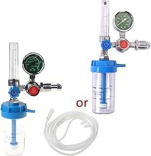 HELYZQ Inalador de oxigênio, válvula de pressão do regulador de pressão rosca macho G5/8-14 CGA540