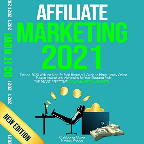 Affiliate Marketing 2021 cover art