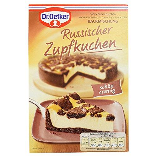 Dr. Oetker Russischer Zupfkuchen, 670g