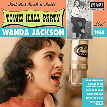 Live at Town Hall Party 1958