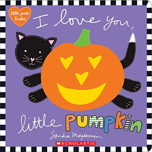 I Love You, Little Pumpkin (Little Peek Books)の詳細を見る