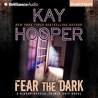 Fear the Dark audiobook cover art