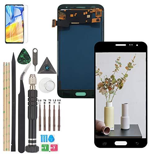 YWL-OU Pantalla para Samsung Galaxy J3 LCD Display Touch Screen Digitalizador de para 2016 J320A J320FN Pantalla táctil + Herramientas (Negro)