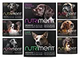 Nutriment Raw Dog Food Variety-Pack