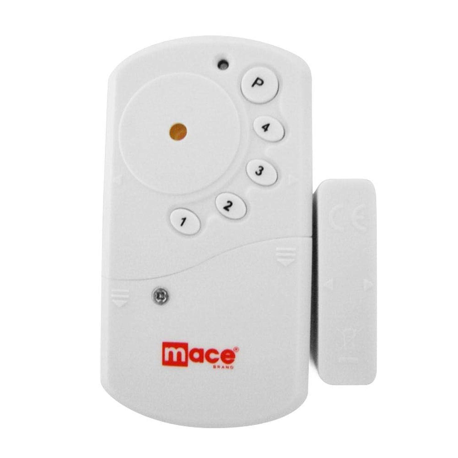 Wireless Digital Door/Window Burglar Alarm with Programmable Security Keypad by Mace