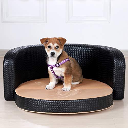 BabyLand Haustierbett, faltbar, für Hunde und Katzen
