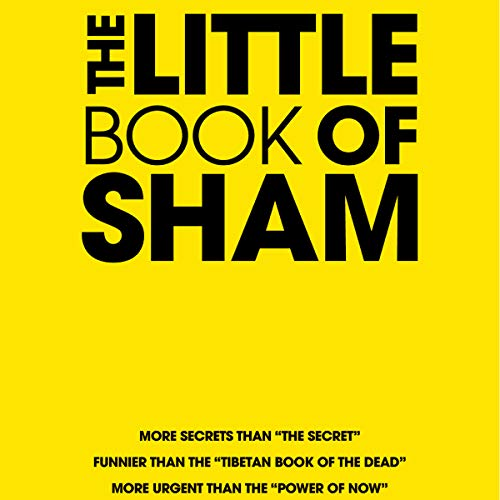 The Little Book of Sham cover art