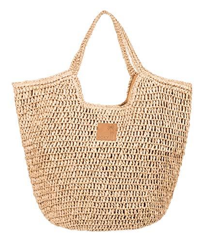 Roxy Sonnenschein Strandtasche aus Stroh, naturfarben 213