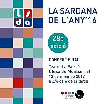 La Sardana de L'Any 2016