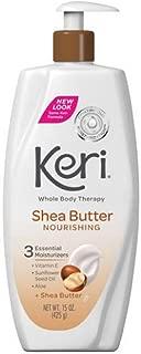 Keri Whole Body Therapy Nourishing Shea Butter Lotion 15 oz (Pack Of 3)