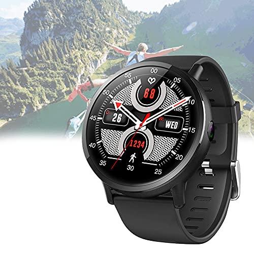 BLLJQ 4G Todas Netcom Smart Watch, Fitness Reloj Inteligente, 2.03 Pulgadas Pantalla Táctil, 900 Mah Batería, 800W HD Cámara, Posicionamiento GPS Tiempo Real, para Android 10