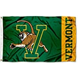 College Flags & Banners Co. Vermont Catamounts Flag