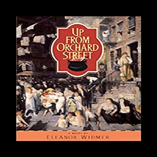 Up from Orchard Street audiobook cover art