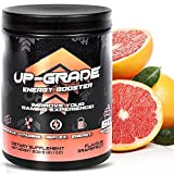 UP-GRADE - Energy Drink Pulver - Polvo de Cafeína para una Mayor Concentración en los E-Sports - 600 g 60 Porciones (Grapefruit)
