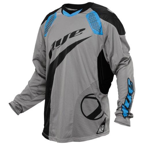 Dye C14 Jersey Ace - Camiseta (talla XXL/3XL), color gris y azul
