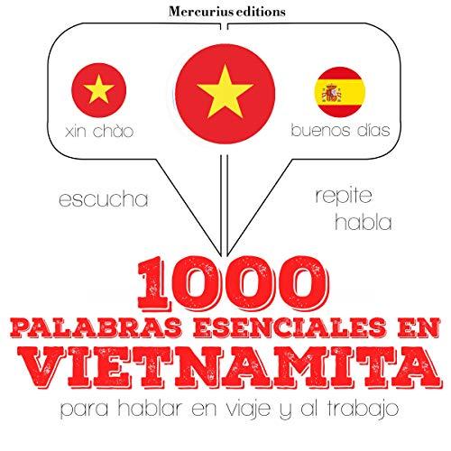 1000 palabras esenciales en vietnamita cover art