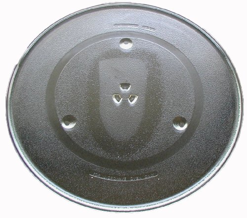 GE Microwave Glass Turntable Plate / Tray 16 1/2' # WB48X10046