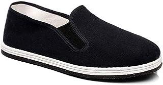 JINFAN Chaussures d'arts Martiaux Chaussures De Tai Chi pour Femmes Chaussures De Kung-fu Chinois pour Hommes Bruce Lee Ta...