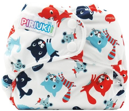 Piriuki Easy All In Pocket Couche universelle