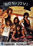 Bon Jovi - New Jersey, Frankfurt 1988 »