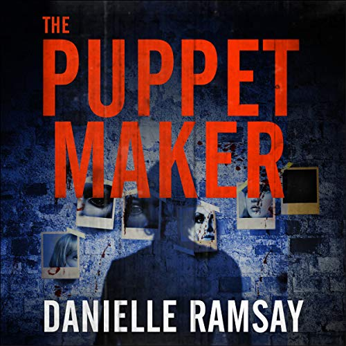 The Puppet Maker audiobook cover art