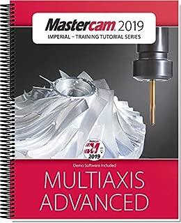MasterCam 2019 MULTIAXIS ADV TT - MasterCam Version: 2019, Subject: Multiaxis
