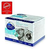 3 in 1 Anticalcare - Sgrassante - Igienizzante, 12 bustine - Care + Protect