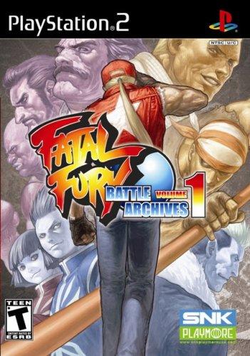 Fatal Fury Battle Archives Volume 1 [PlayStation2] [Importado de Francia]