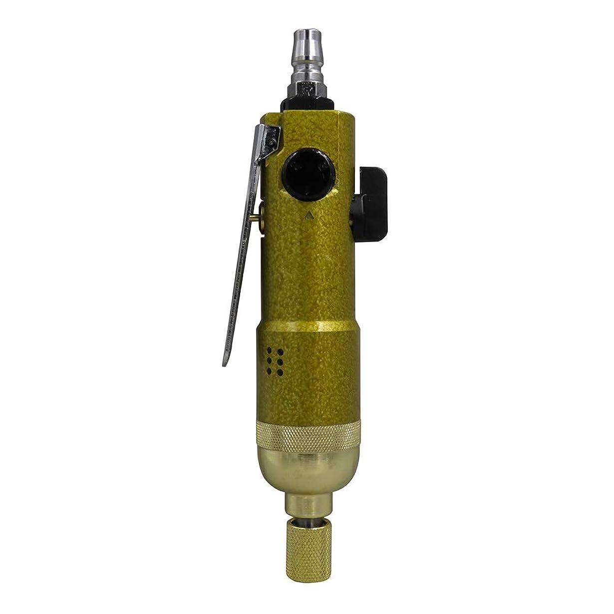 パイントパシフィック破滅的なKKmoon KP-805 エアダイグラインダー 1/4in 空気圧アングルダイグラインダーツール エアアングル 研削盤 エアスクリュードライバー用 溶接研削、バリ取り、表面処理、研磨に最適