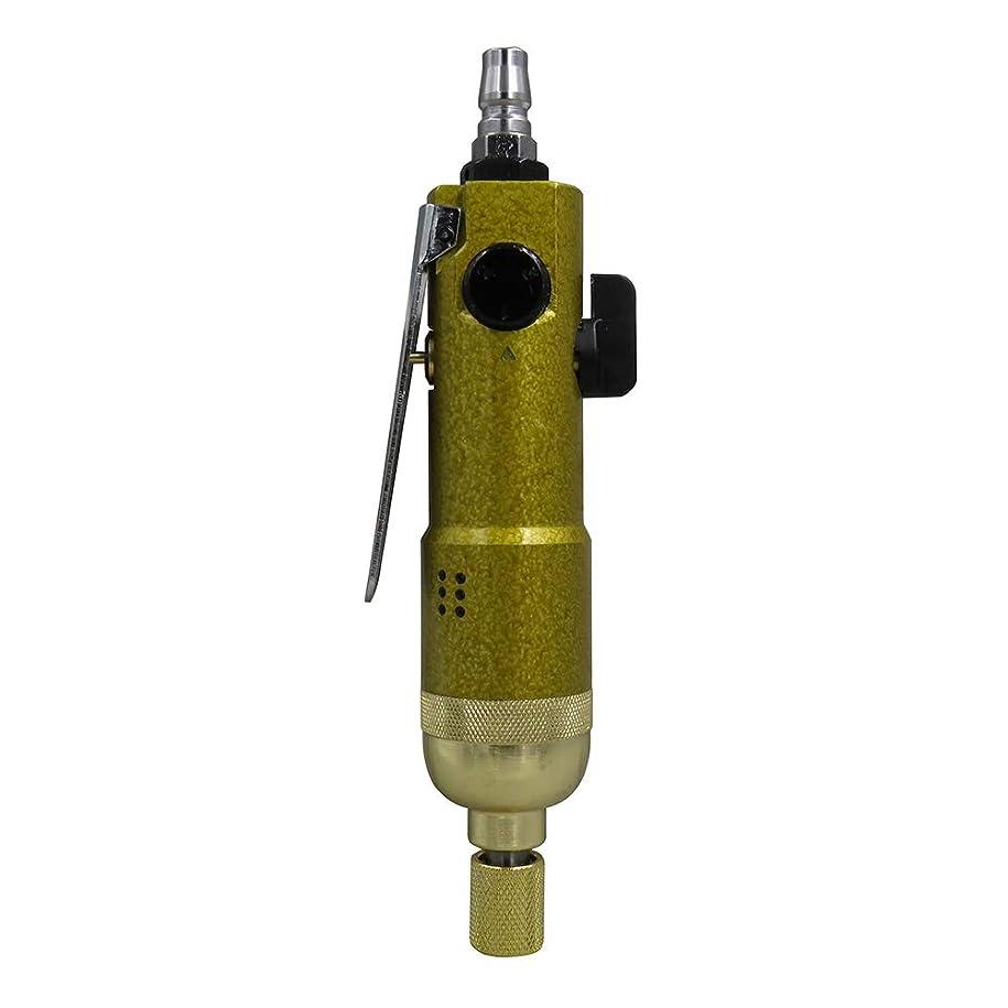 行不規則な怠なROEAM 1/4インチ エアダイグラインダー 空気圧ストレートダイグラインダーツール エアストレート研削機 エアスクリュードライバーKP-805