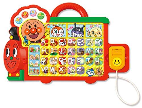 アンパンマン うたって♪そだてる♪英語耳 チャチャチャ チャンツ♪ はじめてのアンパンマンABCボード