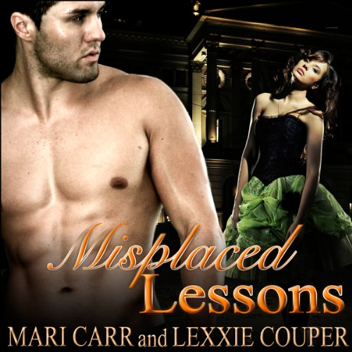 Misplaced Lessons audiobook cover art