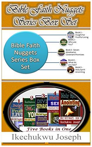 Bible Faith Nuggets Series Box Set (English Edition)