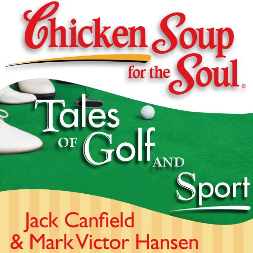 『Chicken Soup for the Soul - Tales of Golf and Sport』のカバーアート