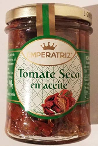 Emperatriz - Tomate Seco en Aceite - Desde siempre agregandole Sabores Exquisitos a tus comidas - 190 g