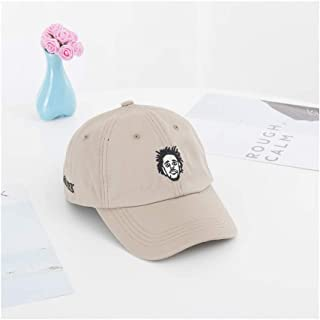 Hats Female Summer Casual Soft Top Hat Multi-Color Optional Hat Fashion (Color : Beige, Size : F/56-59cm)