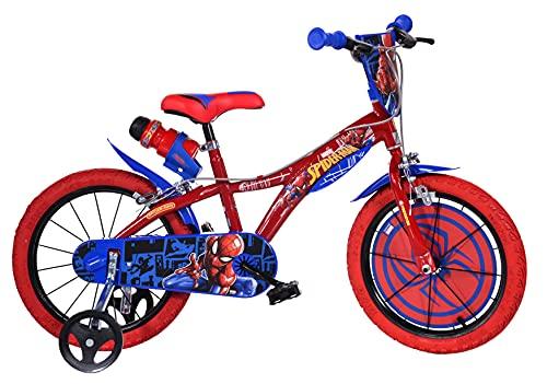 Dino Bikes 143G-SA 14-Inch Spiderman Bicycle