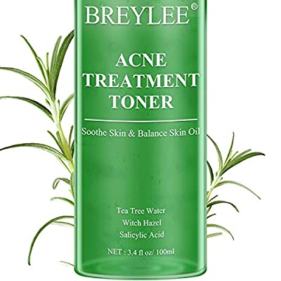 Acne Treatment, BREYLEE Acne Treatment Water Te...
