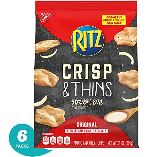 Ritz Crisp & Thins Original