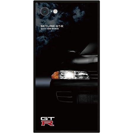 GT-R スクエア型iPhoneケース for BNR32 (iPhone7/8/SE(第2世代))