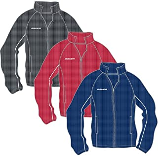 Bauer Youth Insulated Jacket, Red X-Large