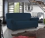 Banzaii Funda Sofá Elástica – 1 Plaza Azul – Subito Fatto Made in Italy