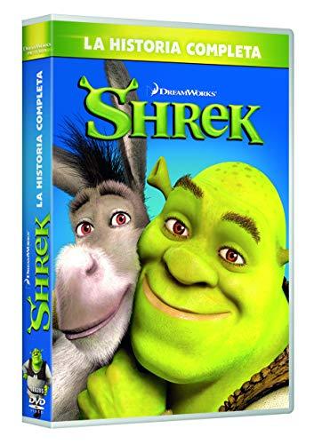 Shrek - Temporadas 1-4 [DVD]