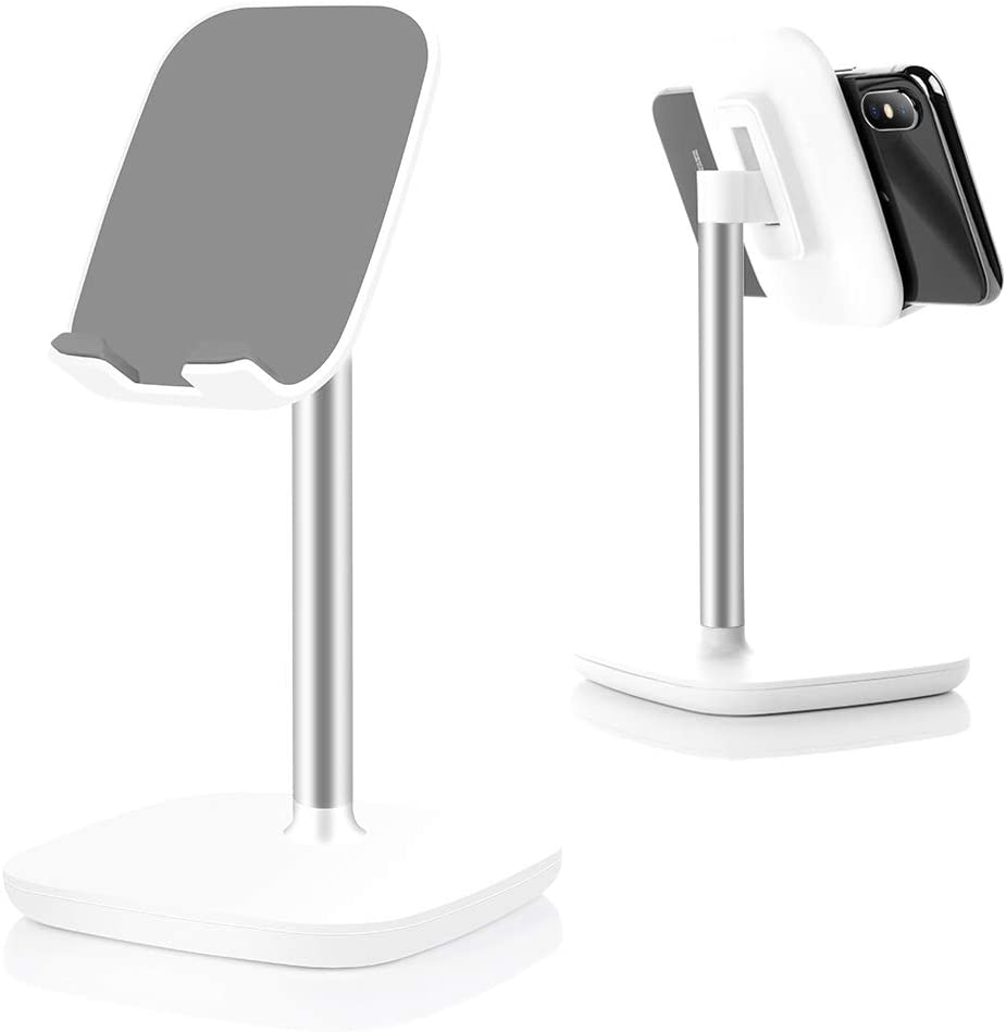 Cell Phone Stand Adjustable Holder Large-scale Free shipping on posting reviews sale and Desktop