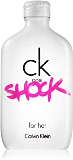 Calvin Klein One Shock for Her - Agua de tocador vaporizador 100 ml