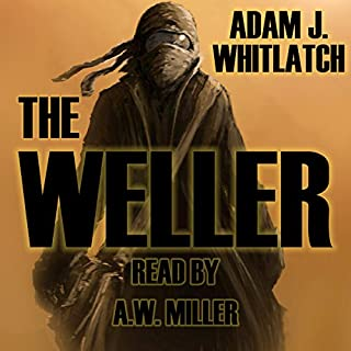 The Weller audiobook cover art